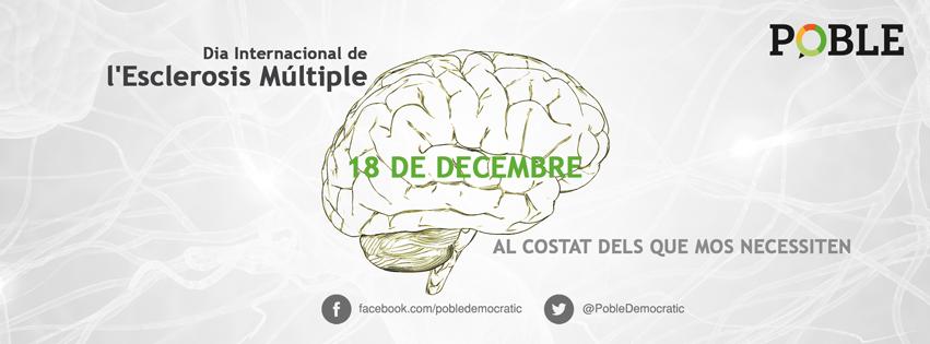 18 Diciembre – Dia de la esclerosis múltiple
