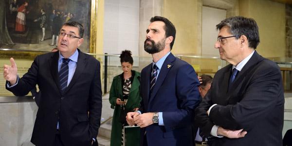 Poble Democràtic critica que Enric Morera use l'aniversari de Les Corts per  reivindicacions partidistes i s'oblide que representa a tots els valencians