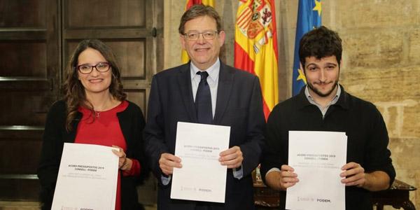 """Votar contra el Dret Civil Valencià i l'AP-7 no encaixa en el mensage de """"antepondre als valencians a les metes partidistes"""""""