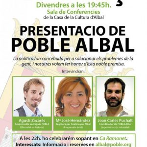 cartell-POBLE-ALBAL