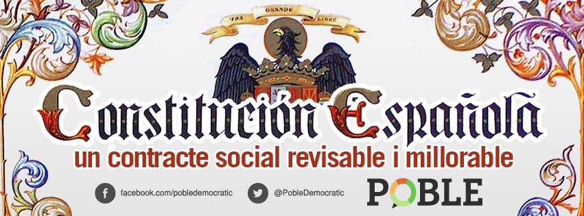 La Constitución: un contrato social revisable y mejorable